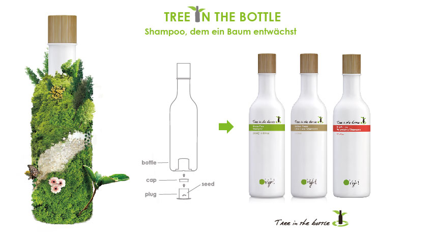 Tree in a bottle
