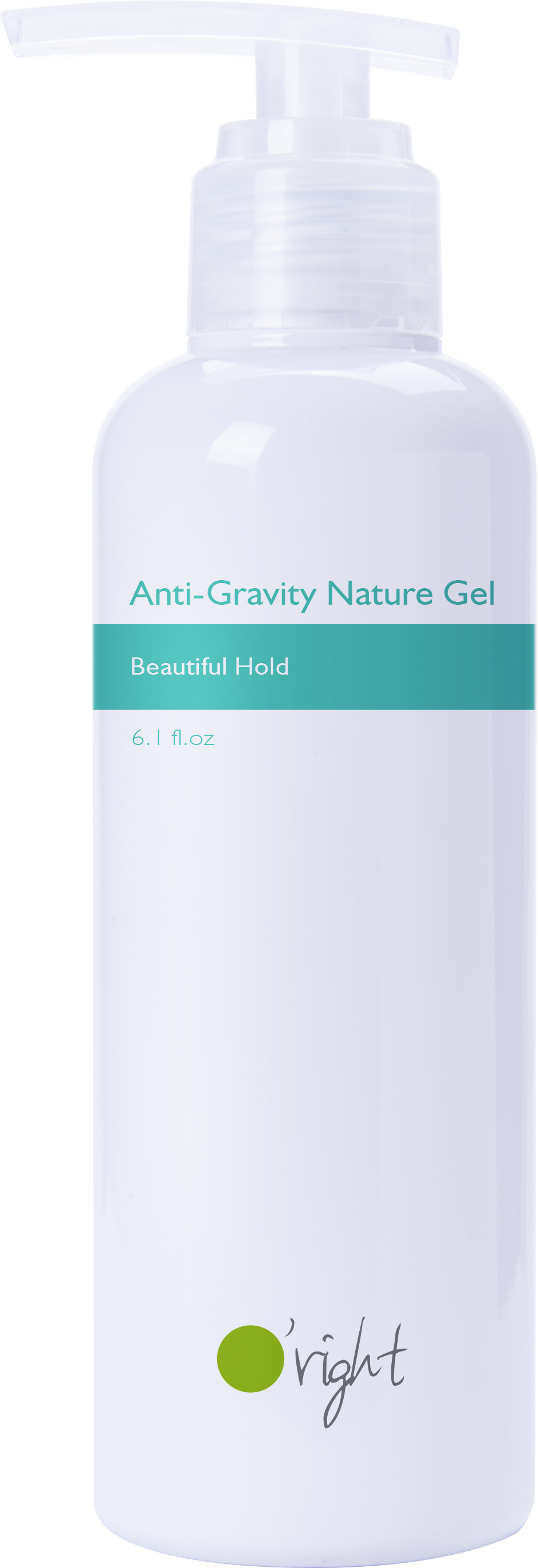 Anti-Gravity Nature Gel 180ml