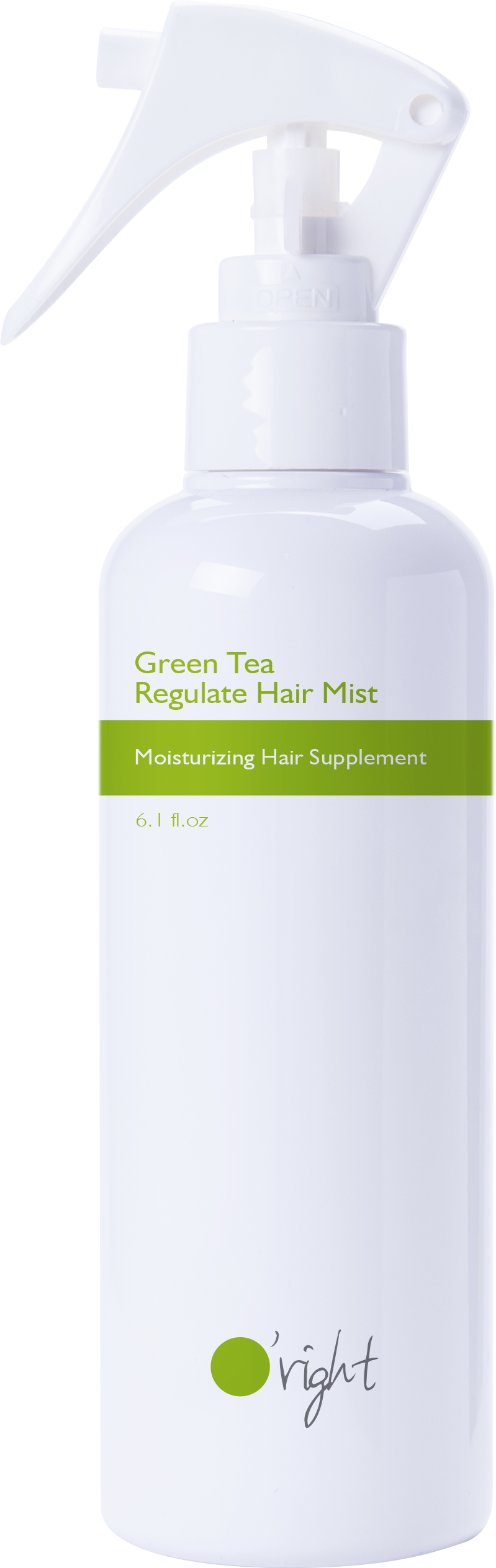 Green Tea Regulate Hair Mist 180ml