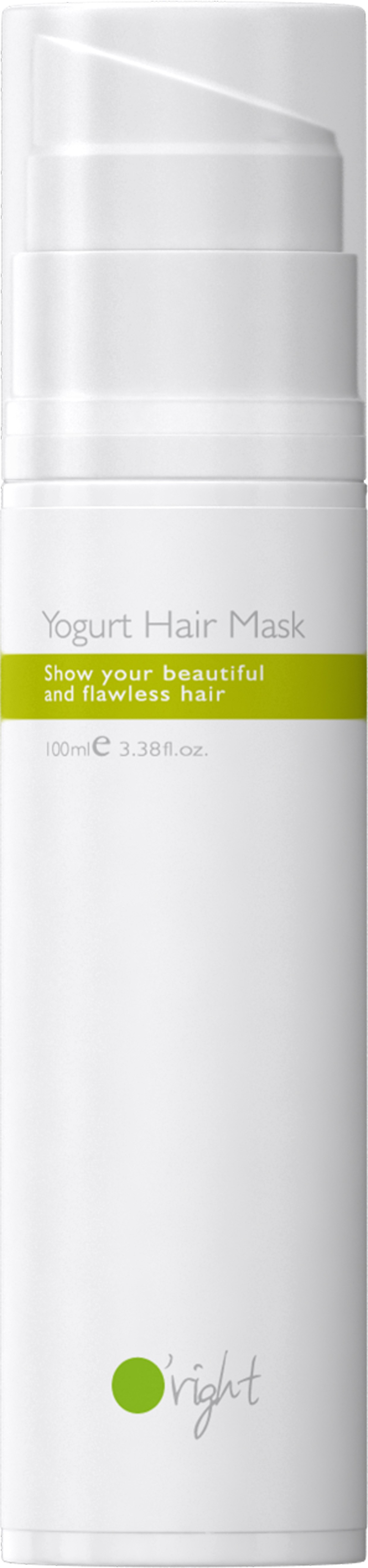 Yogurt Hair Mask 100ml